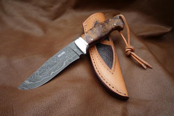 Full Tang Wilderness Knife